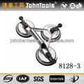 tambores triplete de vidrio de aluminio manejo de succión tazas
