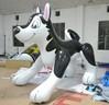 custom inflatable husky for sale