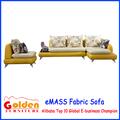 Novo design de moda sofá lorenzo malásia venda quente em-852