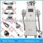 2014 Non-surgical !cryolipolysis cooling fat reduce ultrasound cavitation rf slimming machine