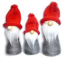 Handicraft decorations( christmas new santa and doll)