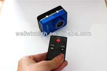 """2.4"""" touch LCD R/C Waterproof Full HD 1080P Camcorder Sports DV Camera"""
