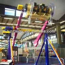 Adventures fairground game indoor amusement rides space travel