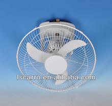 16inch 12v & 220v solar ceiling hanging fans
