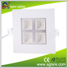 Small square Ceiling led downlight manufacture supply