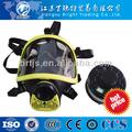 bombeiro máscara de gás