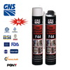 Fireproof spray foam fire stop fire retardant expanding foam