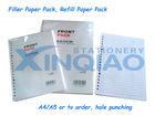 refill memo pads, filler paper, Paper Refill Pad