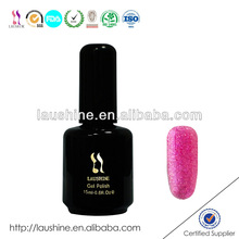 2014 Laushine new chameleon gel polish UV nail polish