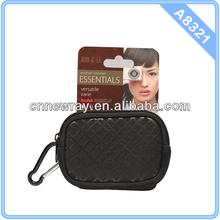 Fashion Neoprene Black Small Digital Camera Cover Case Bag Camera Bag