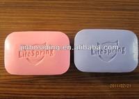 high quality bath toilet soap OEM manufacturer 100g