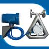 AMF008-10 Coriolis Mass flow meter portable diesel flow meter