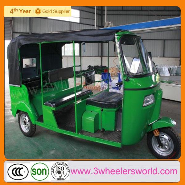 2014 India Bajaj Style Tricycle Bajaj Passenger Three