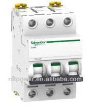 Schneider Merlin Gerin electrical mccb Acti9 iC60ND 3P 10Amp Circuit breaker