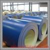 color coated steel coil, color painted steel, prepainted steel coil