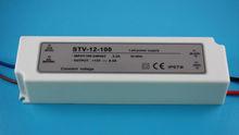 High quality 12v 100w led driver, waterproof IP67