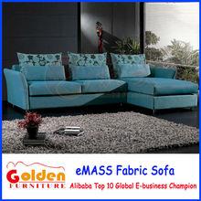 Móveis para casa design em forma de l sofá cinema EM-859