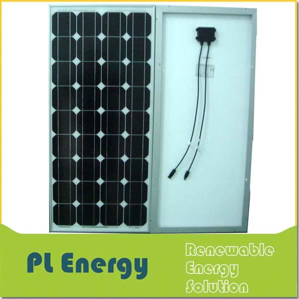 12v mono best price power 100w solar panel