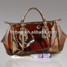Handbag Fashion pvc ladies cosmetic bag
