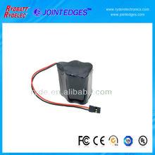 Ni-MH AA 6.0V 2000mAh Battery pack