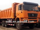 all wheel drive 6-6 SHACMAN F2000 dump truck / tipper