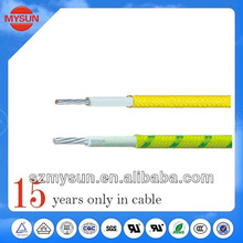 Fiberglass Braided Wire UL 3122 20 AWG