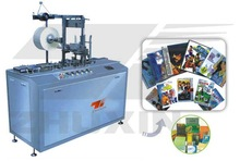 CY2001V Type small cellophane wrapping machine