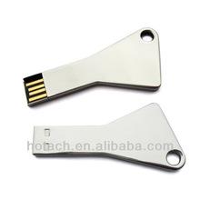 top sale metal key usb flash disk factory price high quality