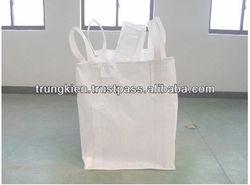 PP jumbo bag/ pp big bag/ ton bag/ FIBC bag (for sand, building material, chemical,fertilizer,flour ,sugar etc)