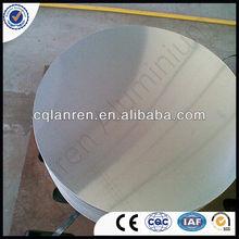 aluminium circle for lighting
