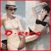 O-KISS 2014 sexy short girls bikini