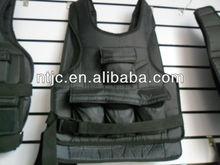 adjustable fitness weight vest