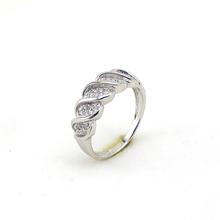 Fashion Eternity Engagement Ring Jewelry Eternity Band Ring
