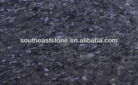 natural Peacock Blue granite