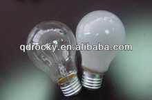 12V 40W/100W clear/frosted Incandescent bulbs/incandescent standard lamps/incandescent light bulbs/GLS