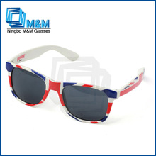 The British Flag Dance Party Glasses