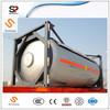 ISO Liquid Hydrogen Storage Cryogenic Tank Container