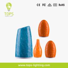 mobile Saffron bottle shape hotel LED table Lamp