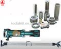 Rock taladradoras/agujereadoras/brocas interruptores, hard rock plataformas/torres perforación, de perforación de roca los dientes hechos en china