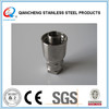 "3/4"" stainless steel hydraulic hose couplings"
