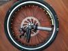 Recumbent trike three wheels 20 inch