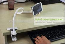 gadgets 2014 wall/desktop/chair mount cell phone holder