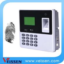 fingerprint time attendance clock with attendance reports