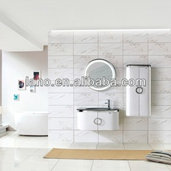 Made In China Stainless Steel Bathroom Cabinet/Stainless Steel Bathroom Furniture/Stainless Steel Bathroom Vanity LN-SS2101