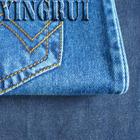 YR-2189 10.6oz cotton rayon denim jeans manufactures