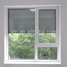 Rolling shutter window/insulated roller shutter slats