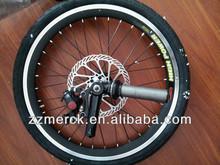 KENDA 20'' Bicycle alloy wheels for bikes