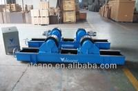 Pipe welding rotator turning roll