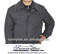 100% POLYESTER good jacket model