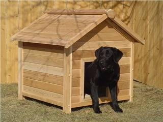 High Quality decorative wooden dog house